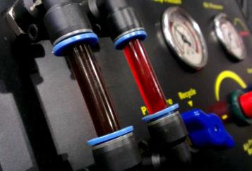 Аппаратная замена масла в АКПП и вариаторе