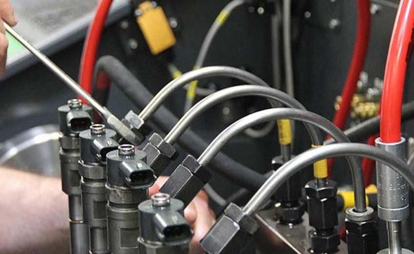 Ремонт топливной системы дизельного двигателя