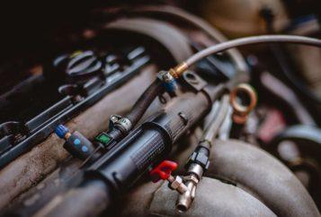 Промывка бензиновых инжекторов
