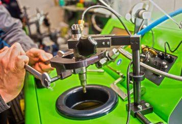 Ремонт дизельных форсунок Bosch